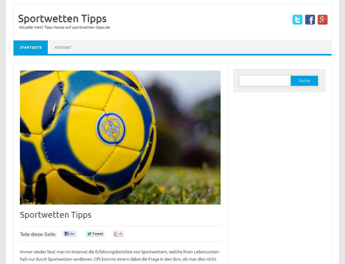 sportwetter tipps